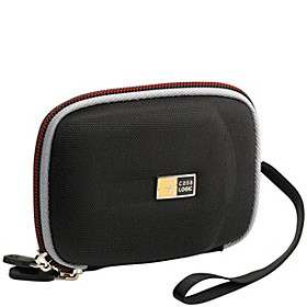 EVA Compact Camera Case Black/Red
