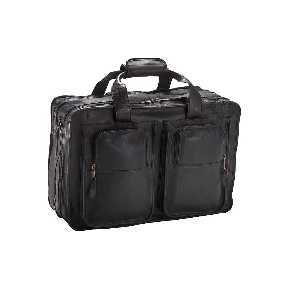 Clava Flight Bag - Vachetta Black - Luggage, Luggage Totes and Satchels