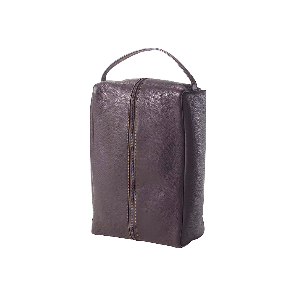 Clava Golf Shoe Bag - Vachetta Cafe - Sports, Sports Accessories