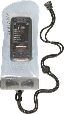 Image of Aquapac Mini Phone/GPS Case As shown - Aquapac Personal Electronic Cases