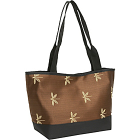Baby Bag Tote Dragonfly Chocolate Dragonfly Chocolate