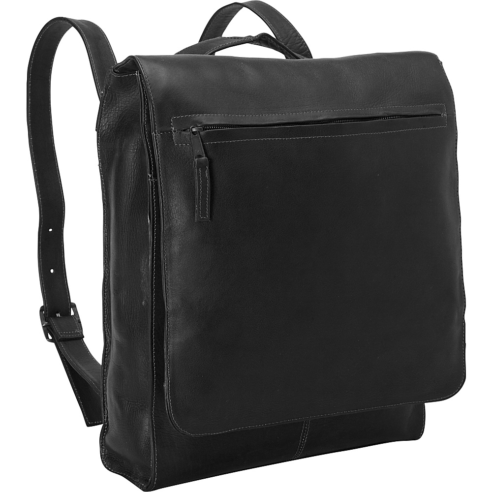 Latico Leathers Latico Basics North South Convertible - Backpacks, Business & Laptop Backpacks