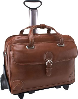 Siamod Vernazza Collection Carugetto Wheeled Laptop