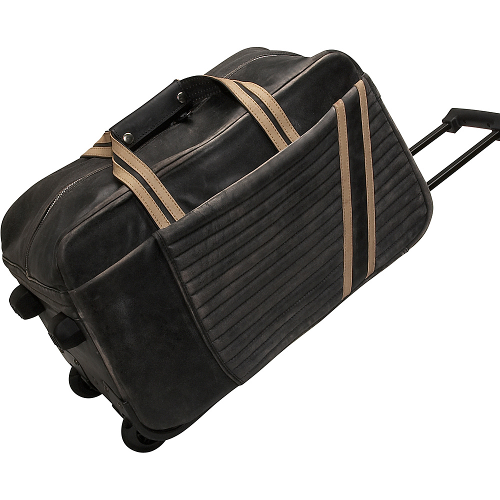 Scully Travel Bag - Black - Luggage, Softside Carry-On