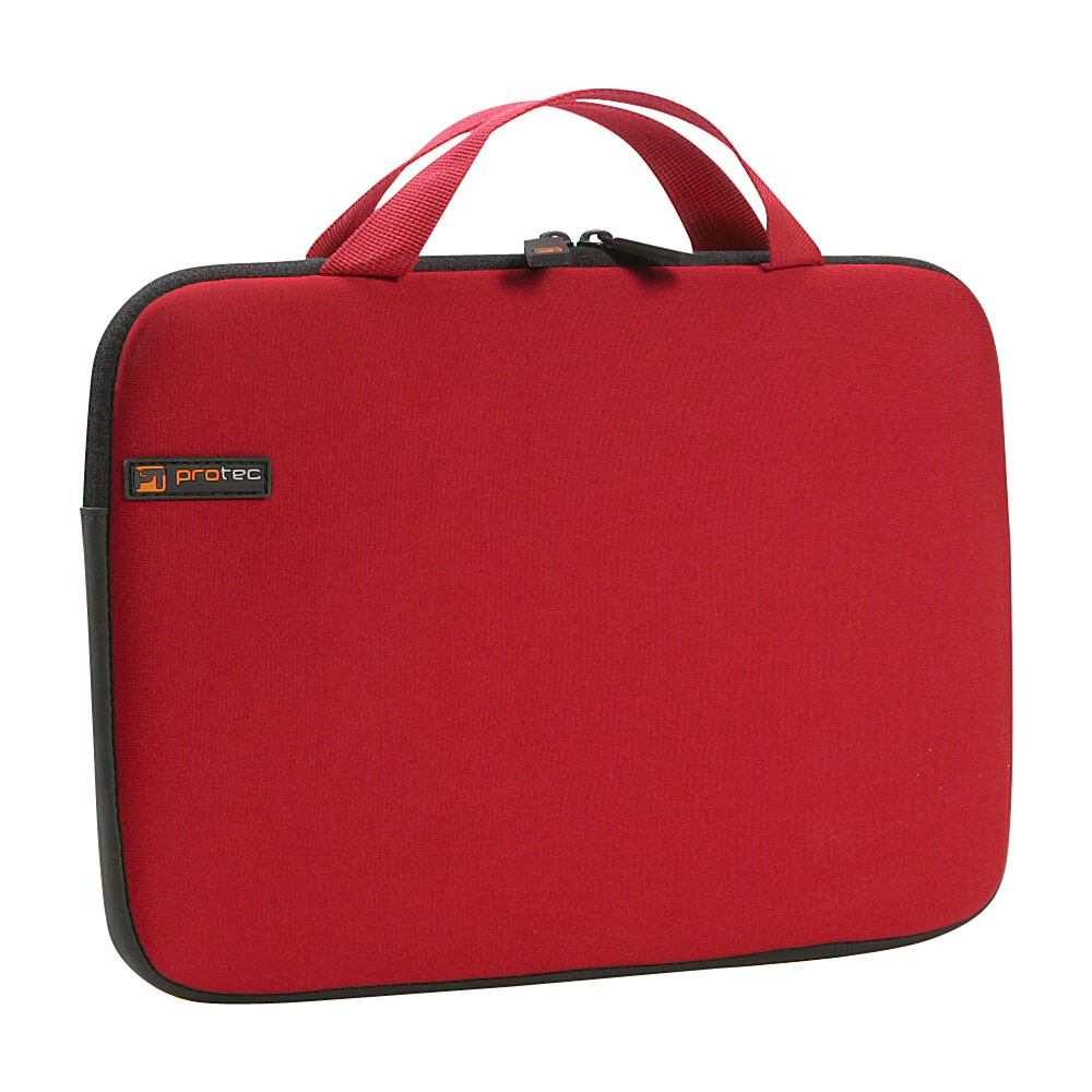 "Protec Neoprene Laptop Sleeve - 11.1"" - Red"