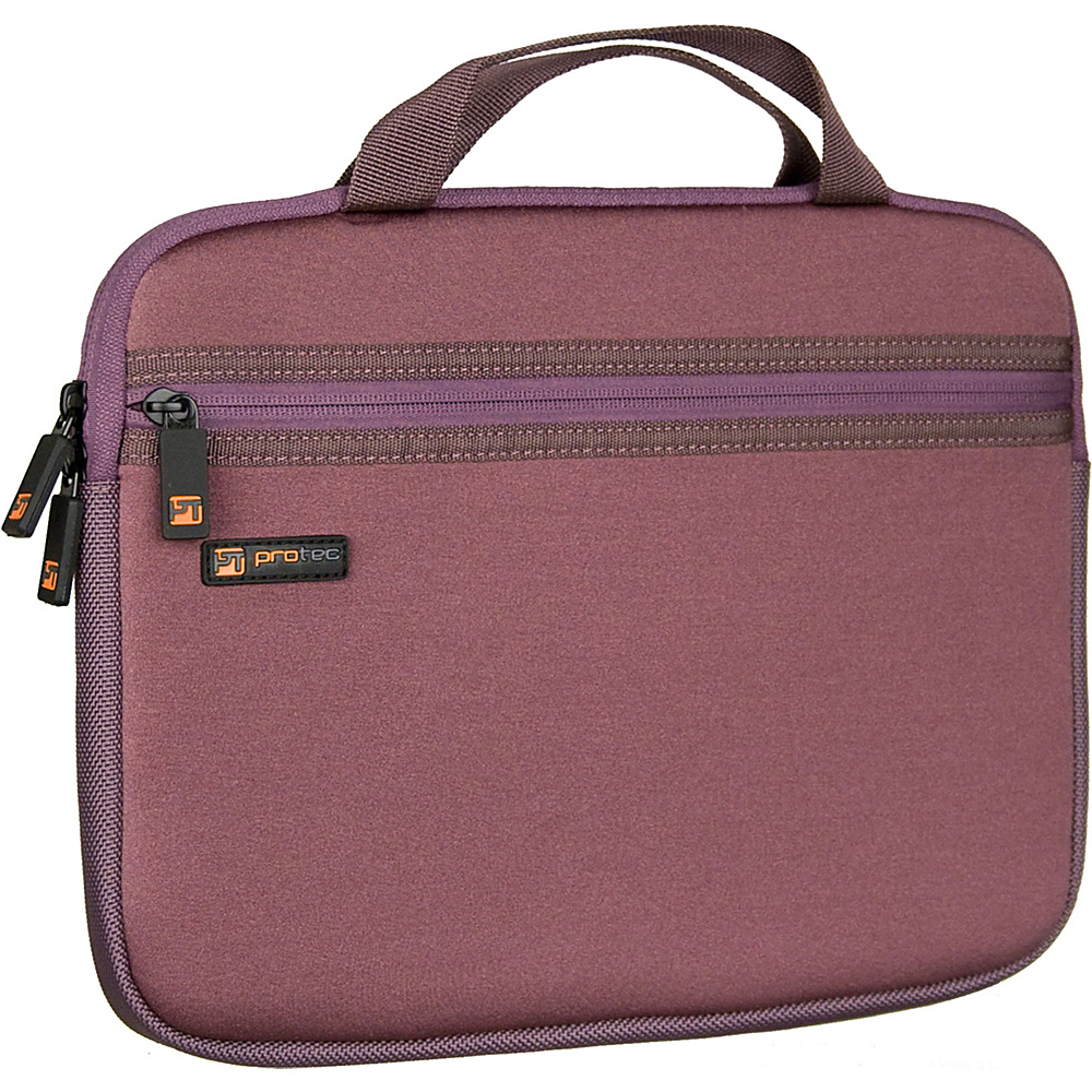 "Protec Neoprene Laptop Sleeve - 11.1"" - Mauve"