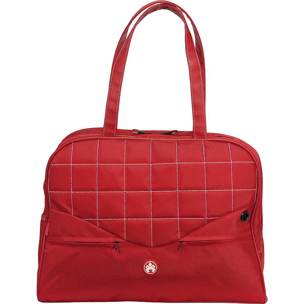 Sumo 15 Laptop Purse Red