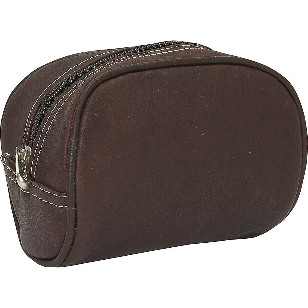 Piel Cosmetic Bag - Chocolate - Women's SLG, Women's SLG Other