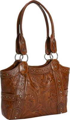 American West Over the Rainbow Tote