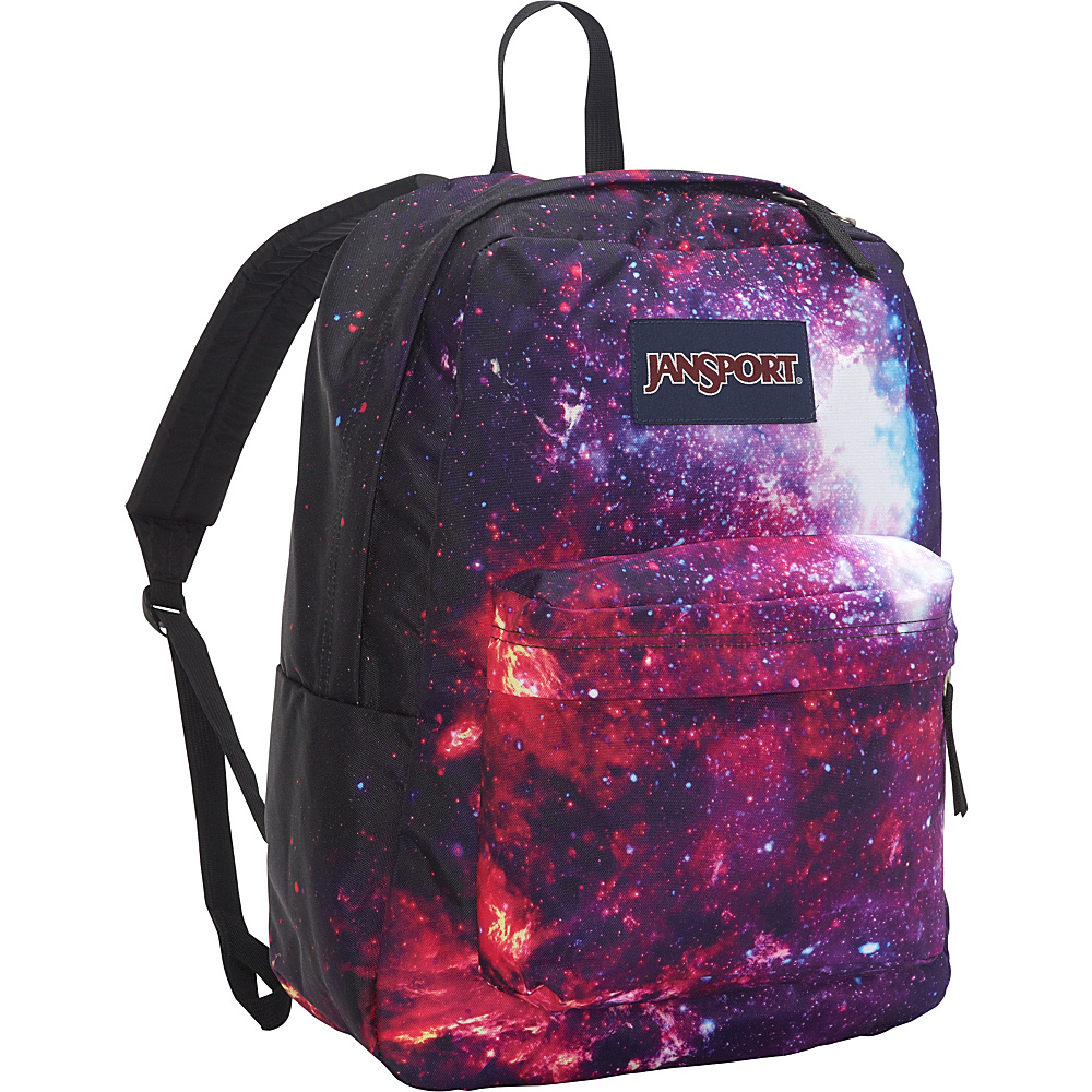 JanSport High Stakes Backpack Multi Intergalactica - JanSport School & Day Hiking Backpacks - Backpacks, School & Day Hiking Backpacks