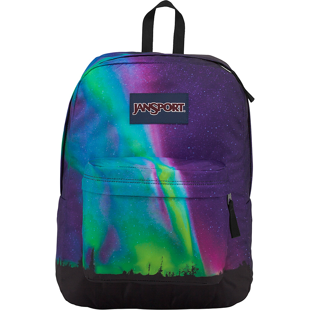 JanSport High Stakes Backpack Northen Lights - JanSport Everyday Backpacks