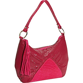Lizzy Shoulder Bag Hot Pink