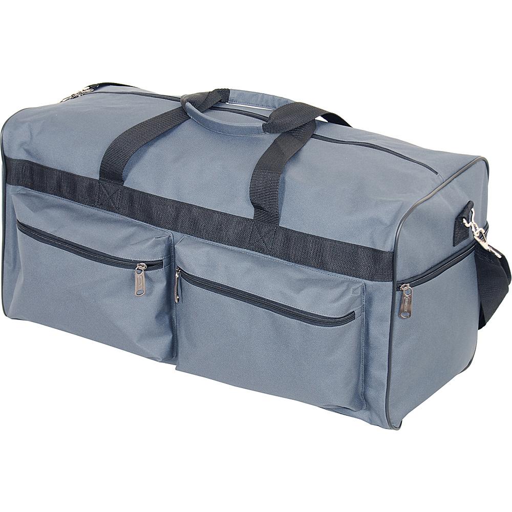 Netpack 20 Weekender Duffel - Grey - Duffels, Travel Duffels