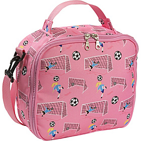 Girl Soccer Original Lunch Bag Girl Soccer