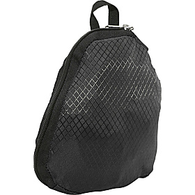 Stash Pockets Sling Pack Black