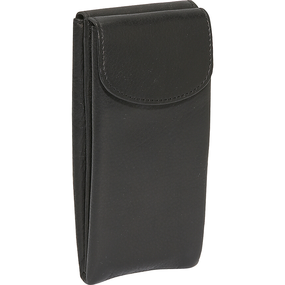 Osgoode Marley Double Eyeglass Case - Black - Fashion Accessories, Sunglasses