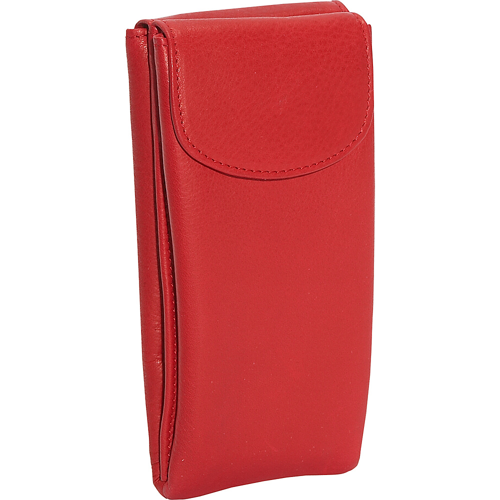Osgoode Marley Double Eyeglass Case - Red - Fashion Accessories, Sunglasses