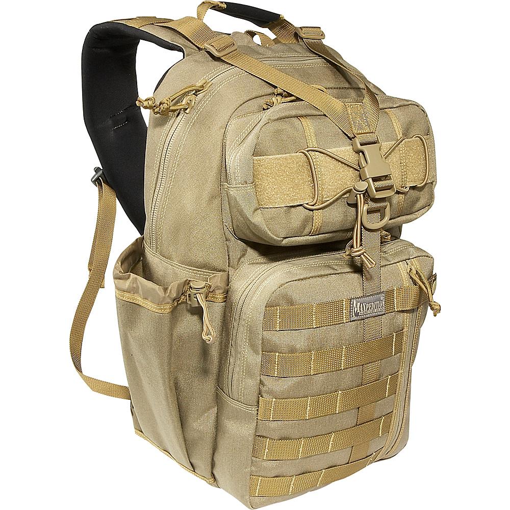 Maxpedition KODIAK GEARSLINGER - Khaki - Outdoor, Day Hiking Backpacks