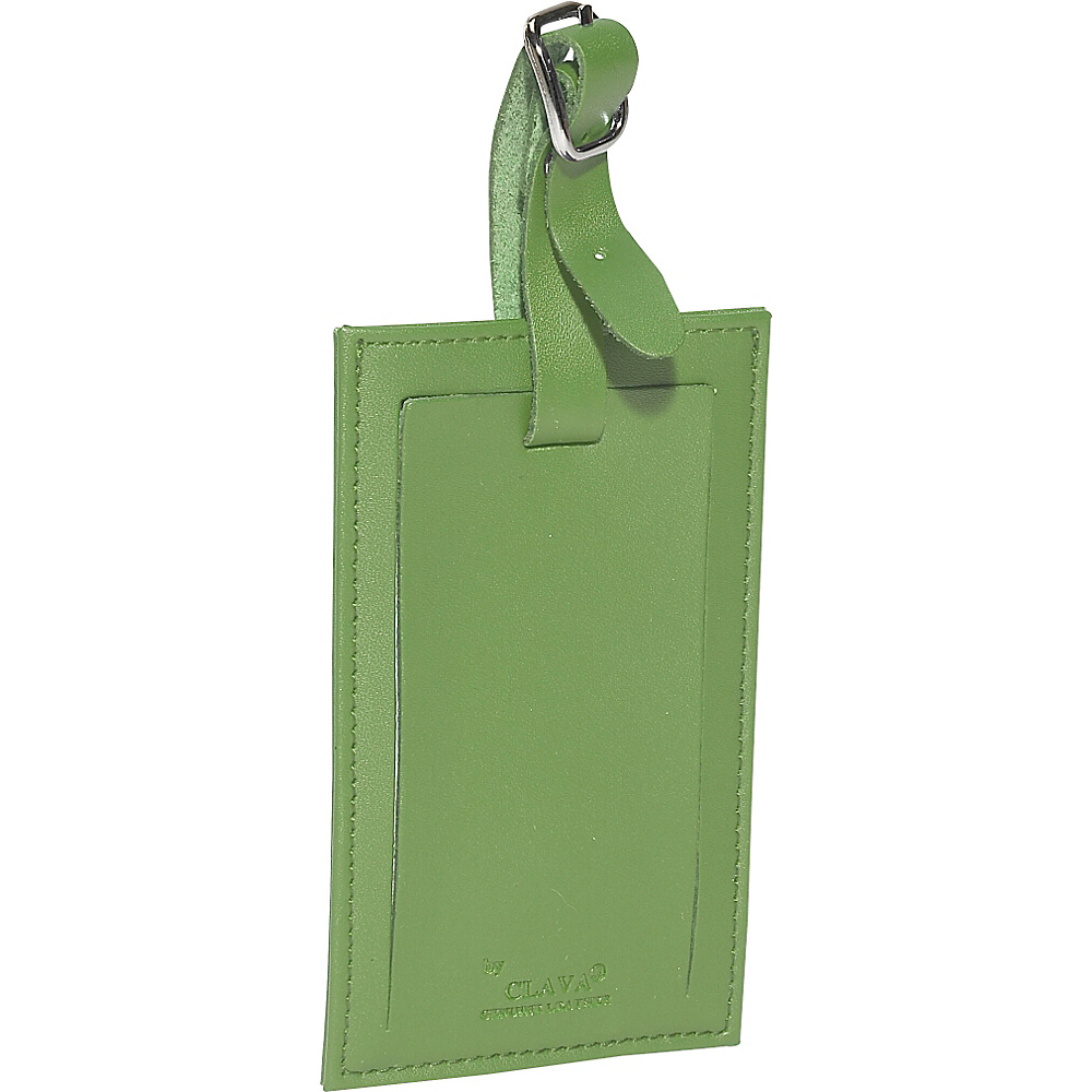 Clava Rectangle Luggage Tag - CI Apple - Travel Accessories, Luggage Accessories
