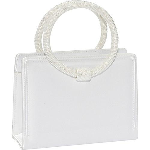 Vanessa Satin Evening Bag - Shoulder Bag