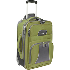 Elevate 22'' Carry-On Wheeled Upright Amazon/DarkTungsten