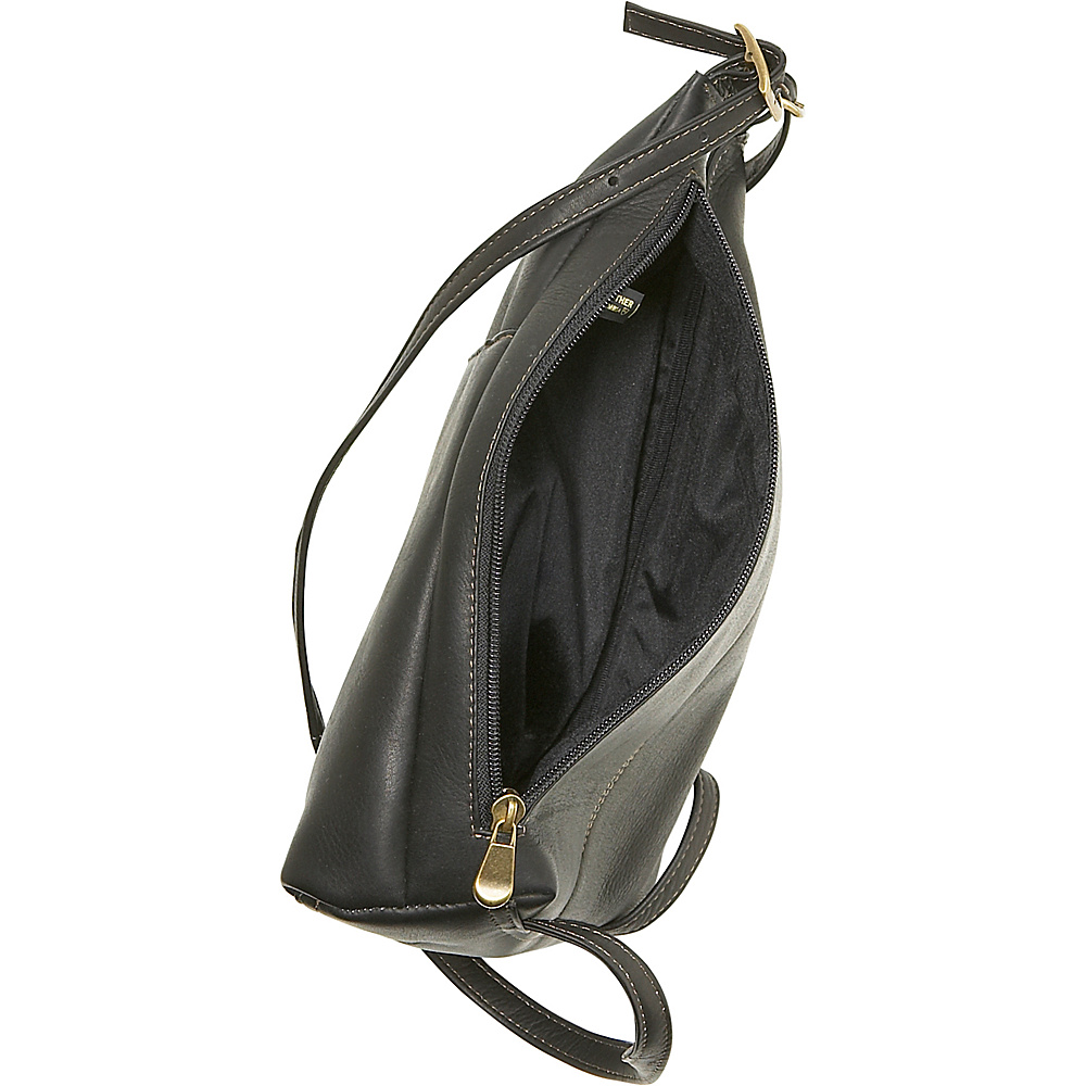 Le Donne Leather Women's Sling BackPack Purse 4 Colors Backpack ...