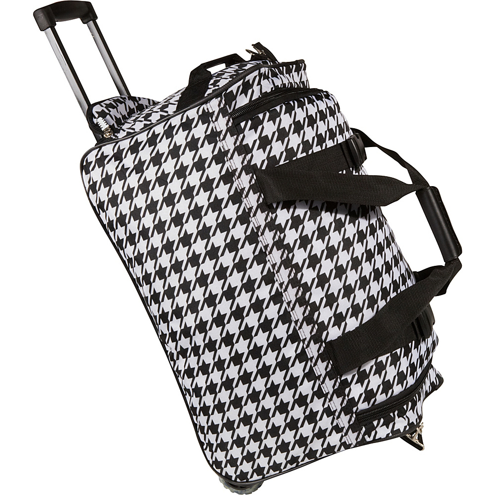 "Rockland Luggage 22"" Rolling Duffle Bag - Kensington"