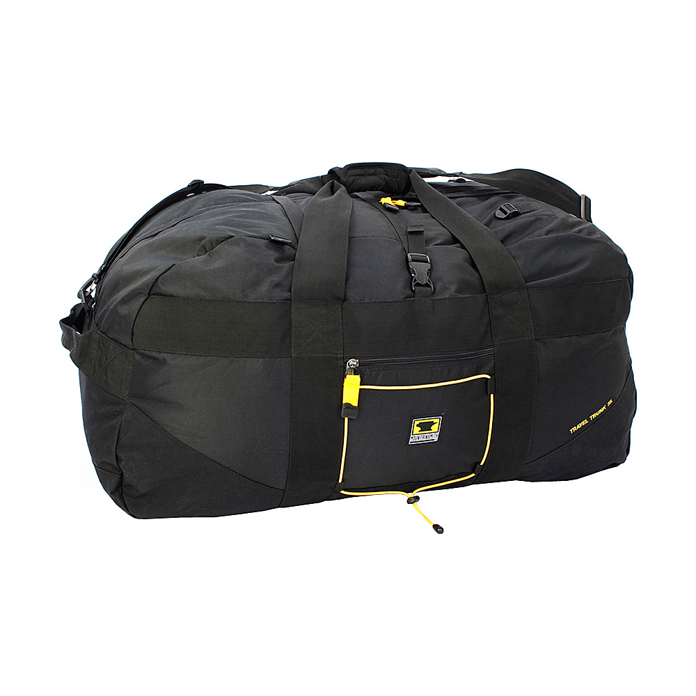 Mountainsmith Travel Trunk - XL Duffle - Black - Duffels, Outdoor Duffels