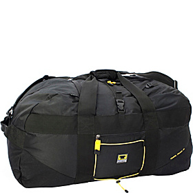 Travel Trunk - XL Duffle Black