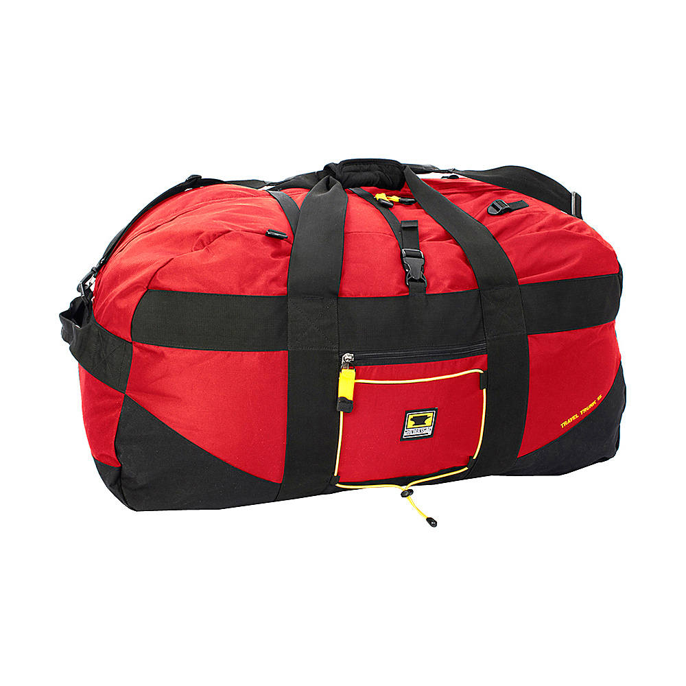 Mountainsmith Travel Trunk - XL Duffle - Red - Duffels, Outdoor Duffels
