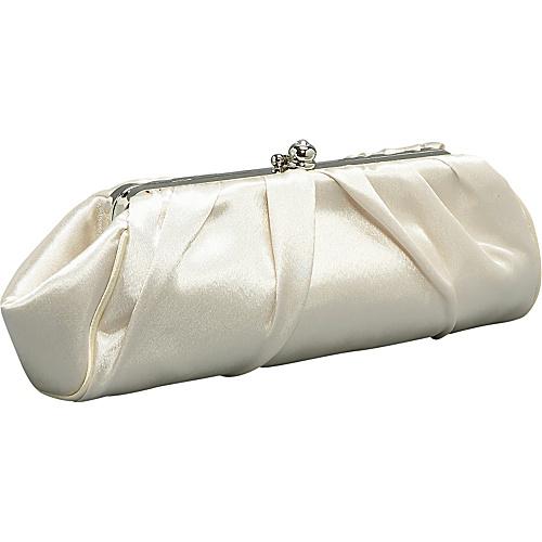 J. Furmani Pleated Evening Bag - Clutch