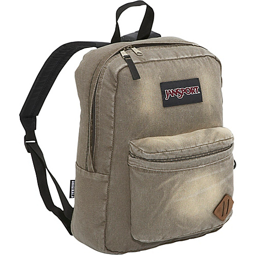 JanSport Slacker Backpack New Cilantro Green - Backpacks, School & Day Hiking Backpacks