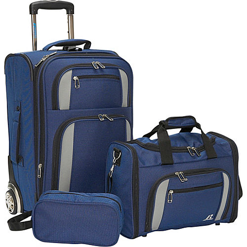 Russell expandable 3-piece luggage set reviews canada