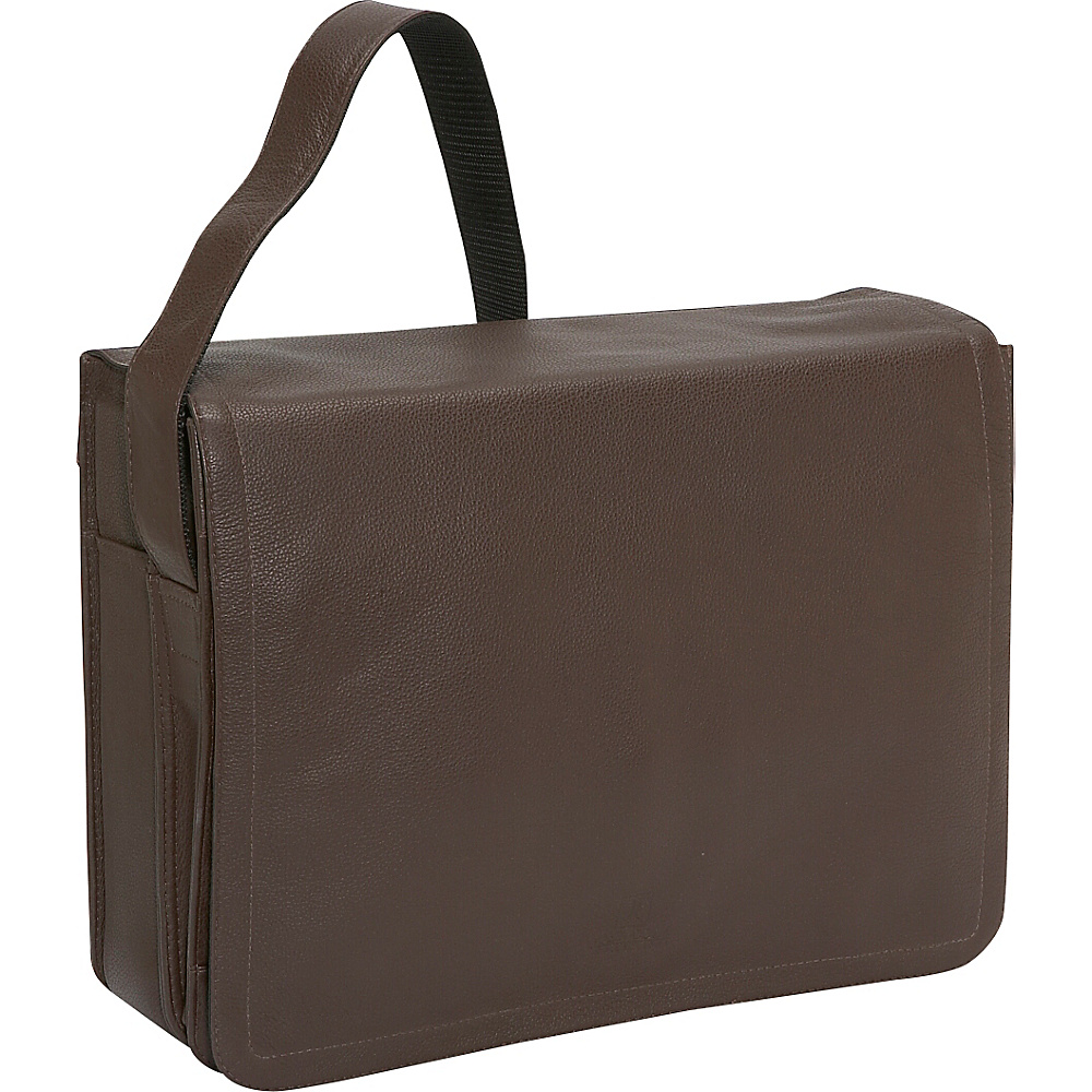 John Cole Sam - Chocolate - Work Bags & Briefcases, Messenger Bags
