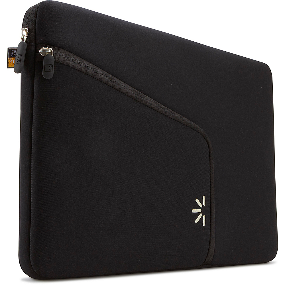 Case Logic 15 MacBook Pro Laptop Sleeve - Black - Technology, Electronic Cases