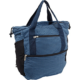 Stow-Away Backpack/Tote Duo Blue