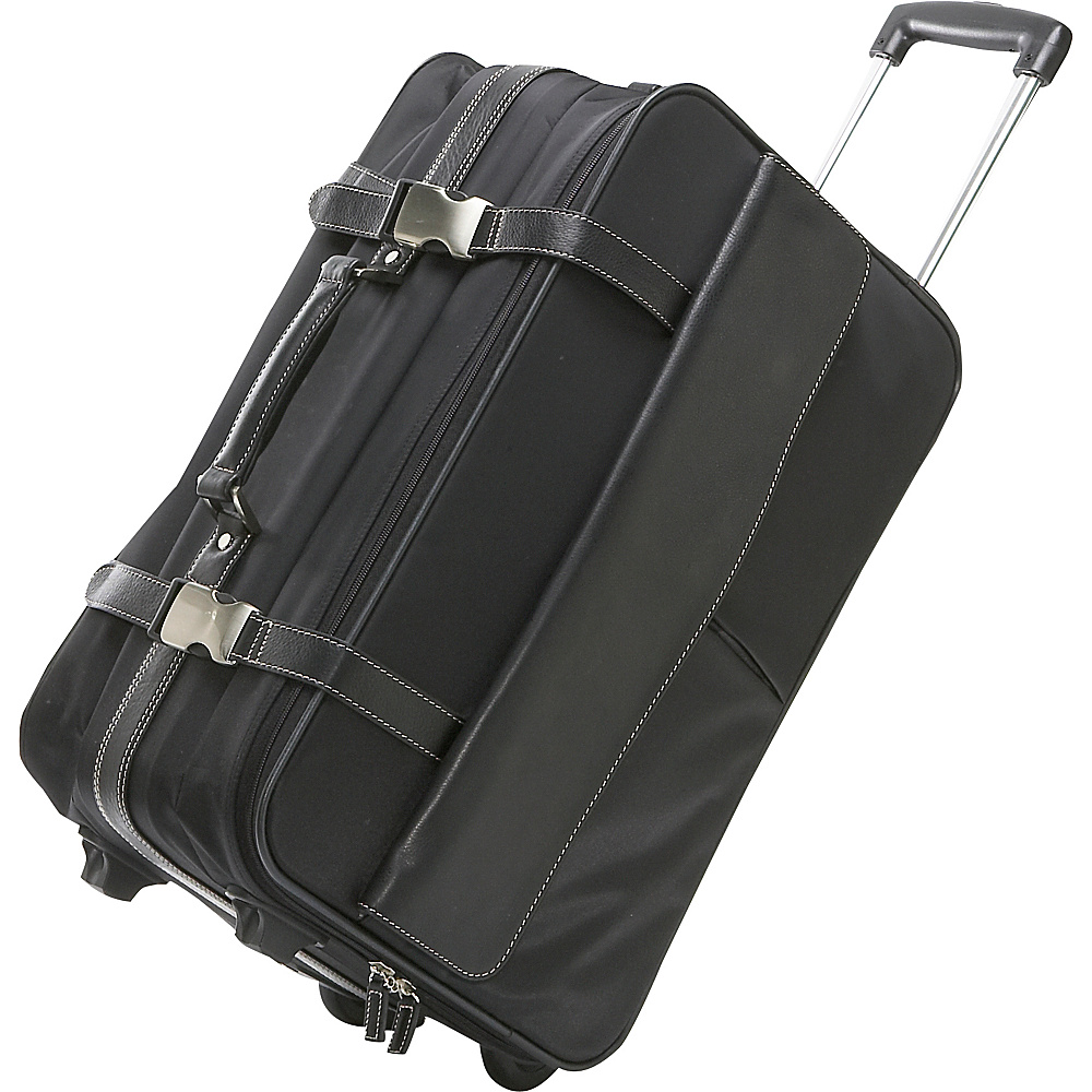 Bellino The South American 21 Upright - Black - Luggage, Softside Carry-On