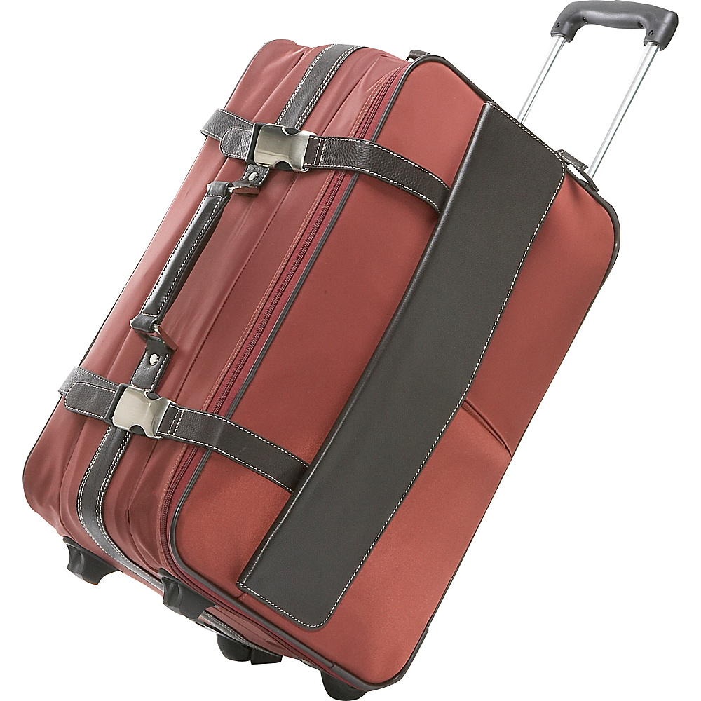 Bellino The South American 21 Upright - Rust - Luggage, Softside Carry-On