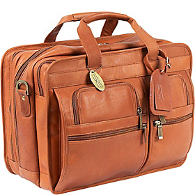 Executive Briefcase X-wide Saddle