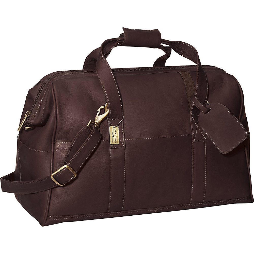 ClaireChase Vintage Duffel Cafe
