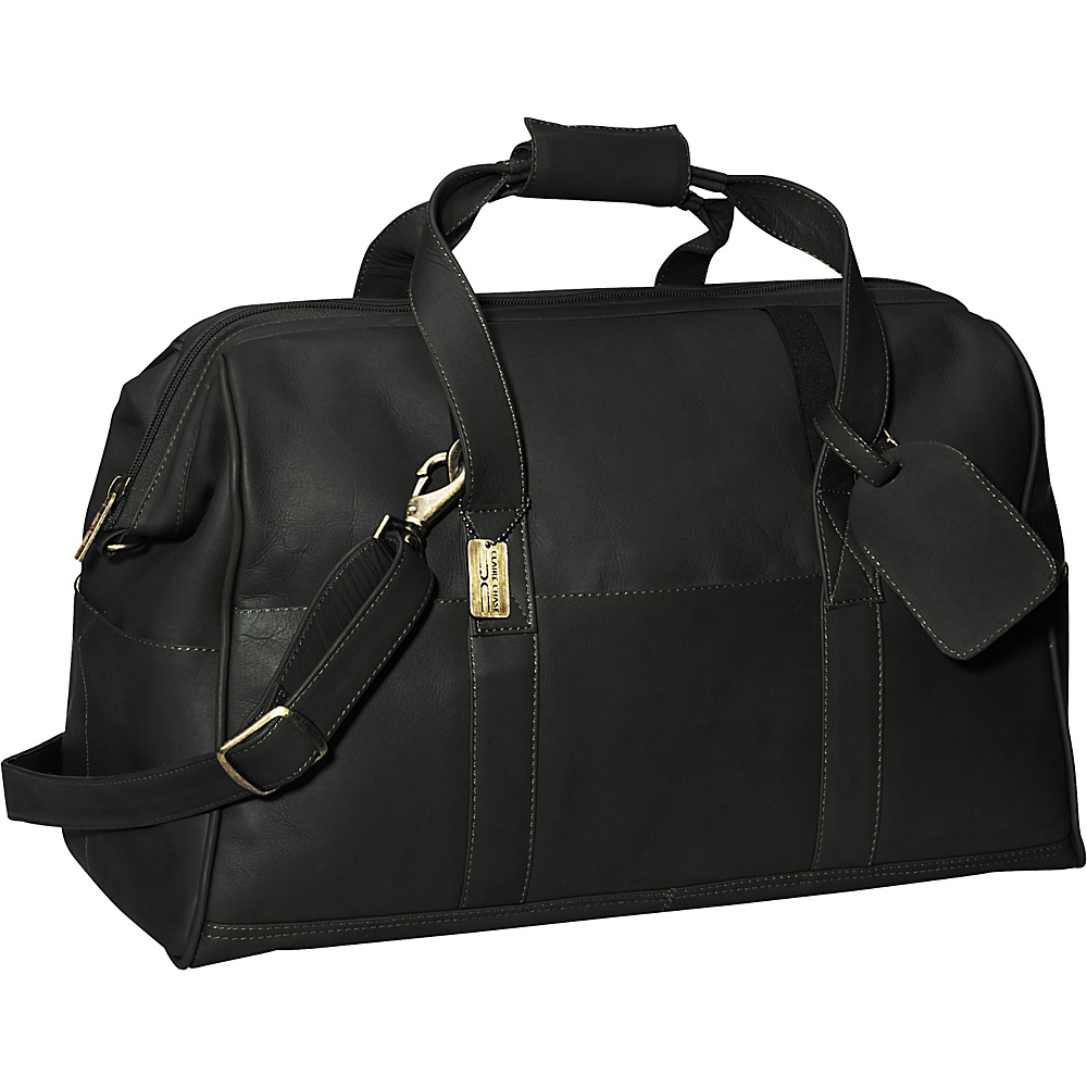 ClaireChase Vintage Duffel - Black - Duffels, Travel Duffels