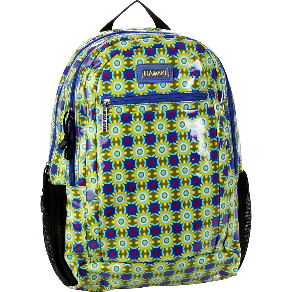 Hadaki Cool Back Pack Cobalt Stars