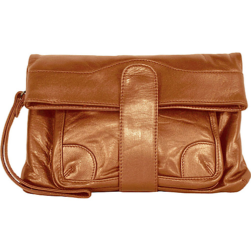 Latico Leathers Ella - Metallic Copper
