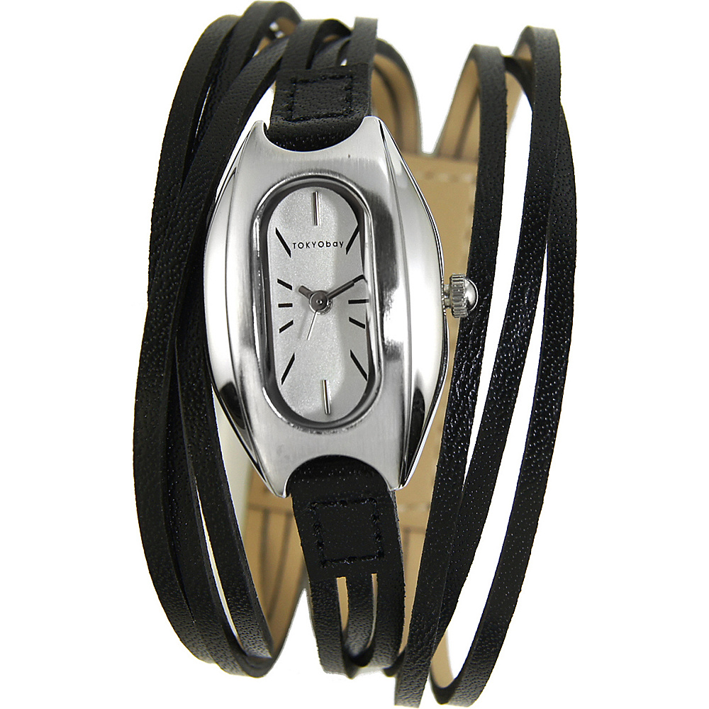 TOKYObay Angel - Women's Black - TOKYObay Watches