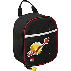 Vertical Lunch Bag - Space Black