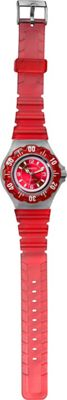 Dakota Watch Company Jelly Watch - Red