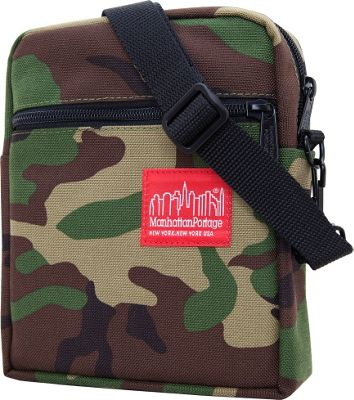 Manhattan Portage City Lights - Small Camouflage - Manhattan Portage Other Men's Bags