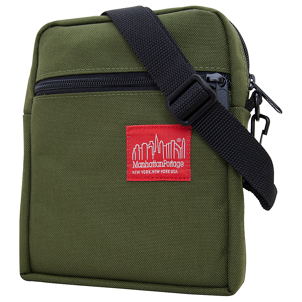 Manhattan Portage City Lights - Small - Olive - Work Bags & Briefcases, Other Men's Bags