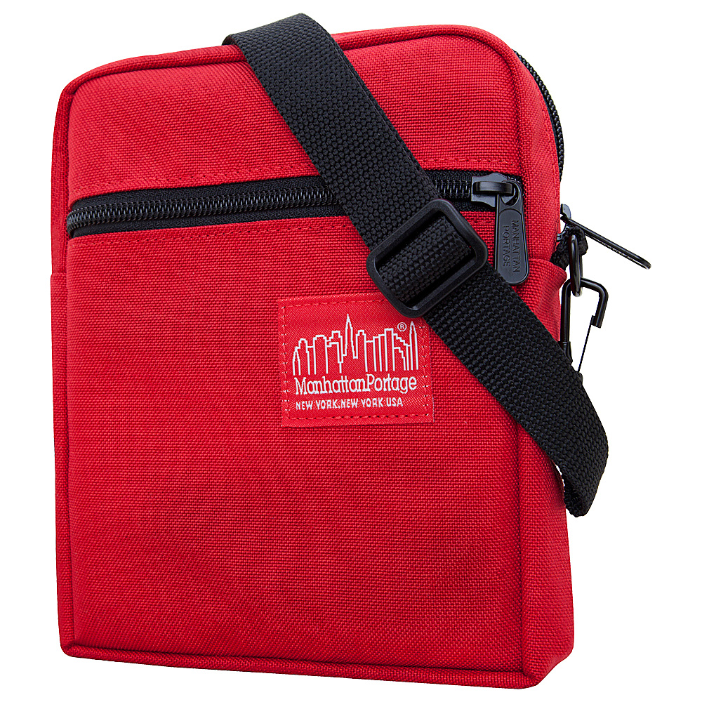 Manhattan Portage City Lights - Small - Red - Work Bags & Briefcases, Other Men's Bags