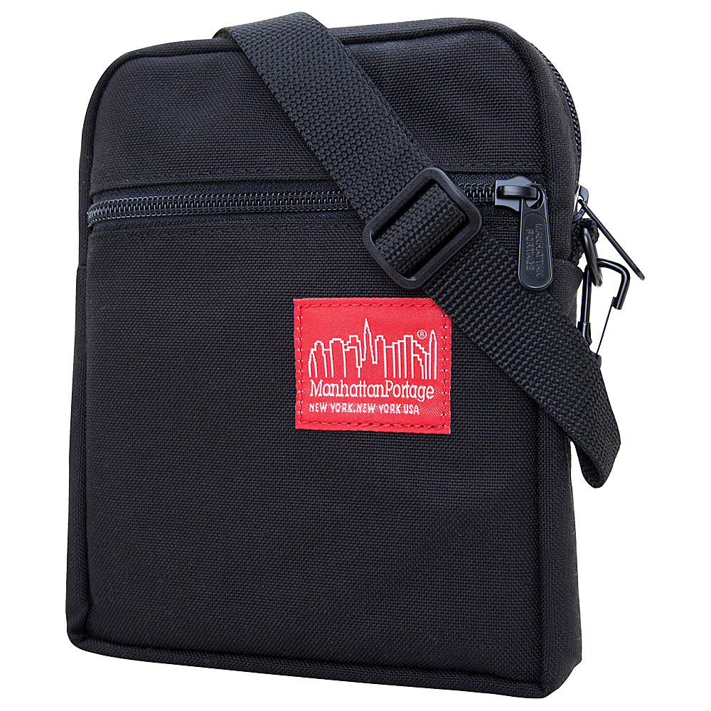 Manhattan Portage City Lights - Small Black - Manhattan Portage Other Mens Bags - Work Bags & Briefcases, Other Men's Bags